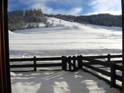 neige chevalier 1 - ANCELLE T2 AVEC BALCON (6 COUCHAGES) RÉSIDENCE SOLEIL LE PINOUSE