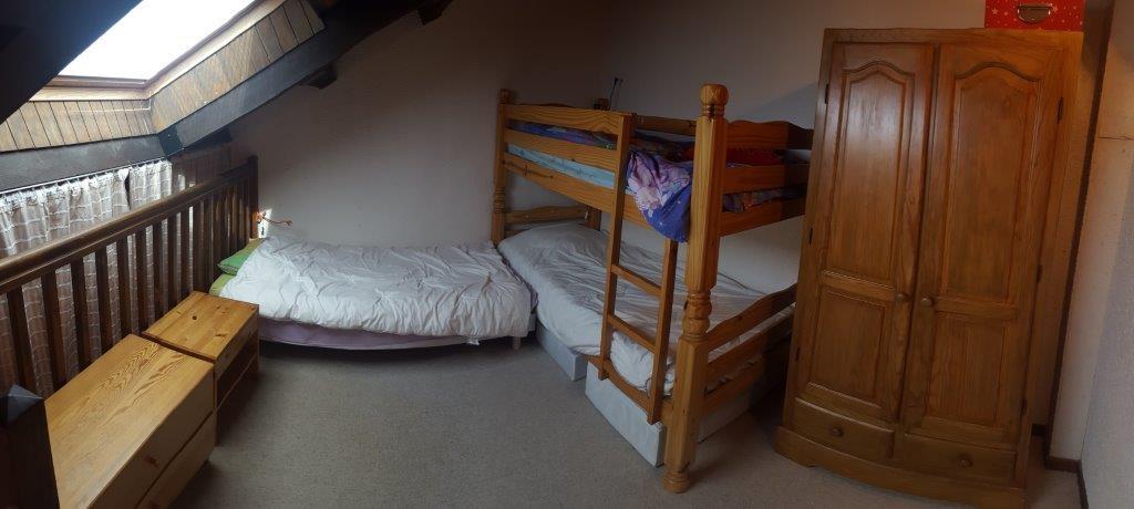 ayme mezzanine chambre enfants - ANCELLE T2 DUPLEX AVEC TERRASSE (5 personnes)