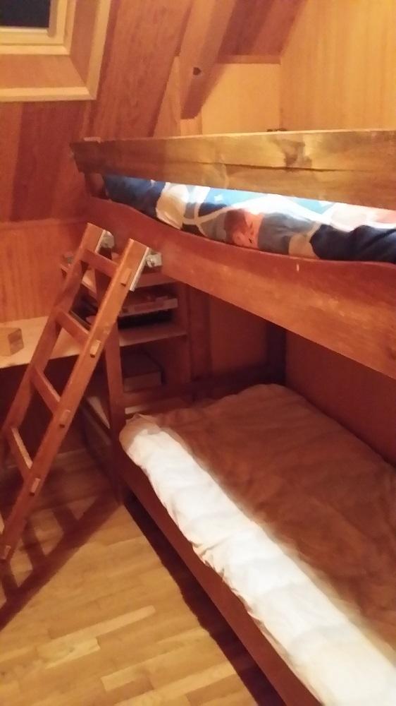 raout chambre enfants - ANCELLE Chalet pour vos vacances (4 couchages )   Possibilités 10 couchages