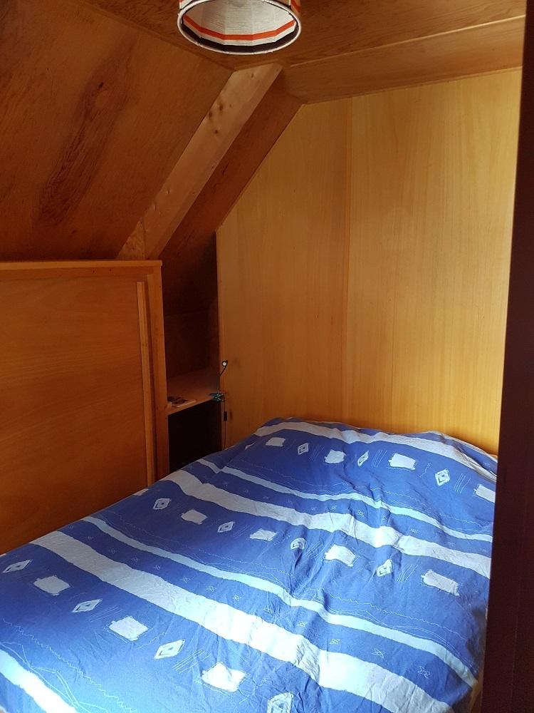 raout chambre parents - ANCELLE Chalet pour vos vacances (4 couchages )   Possibilités 10 couchages