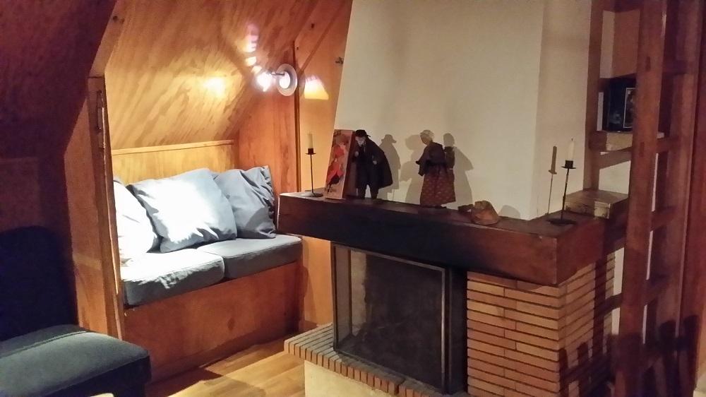 raout coin montagne - ANCELLE Chalet pour vos vacances (4 couchages )   Possibilités 10 couchages