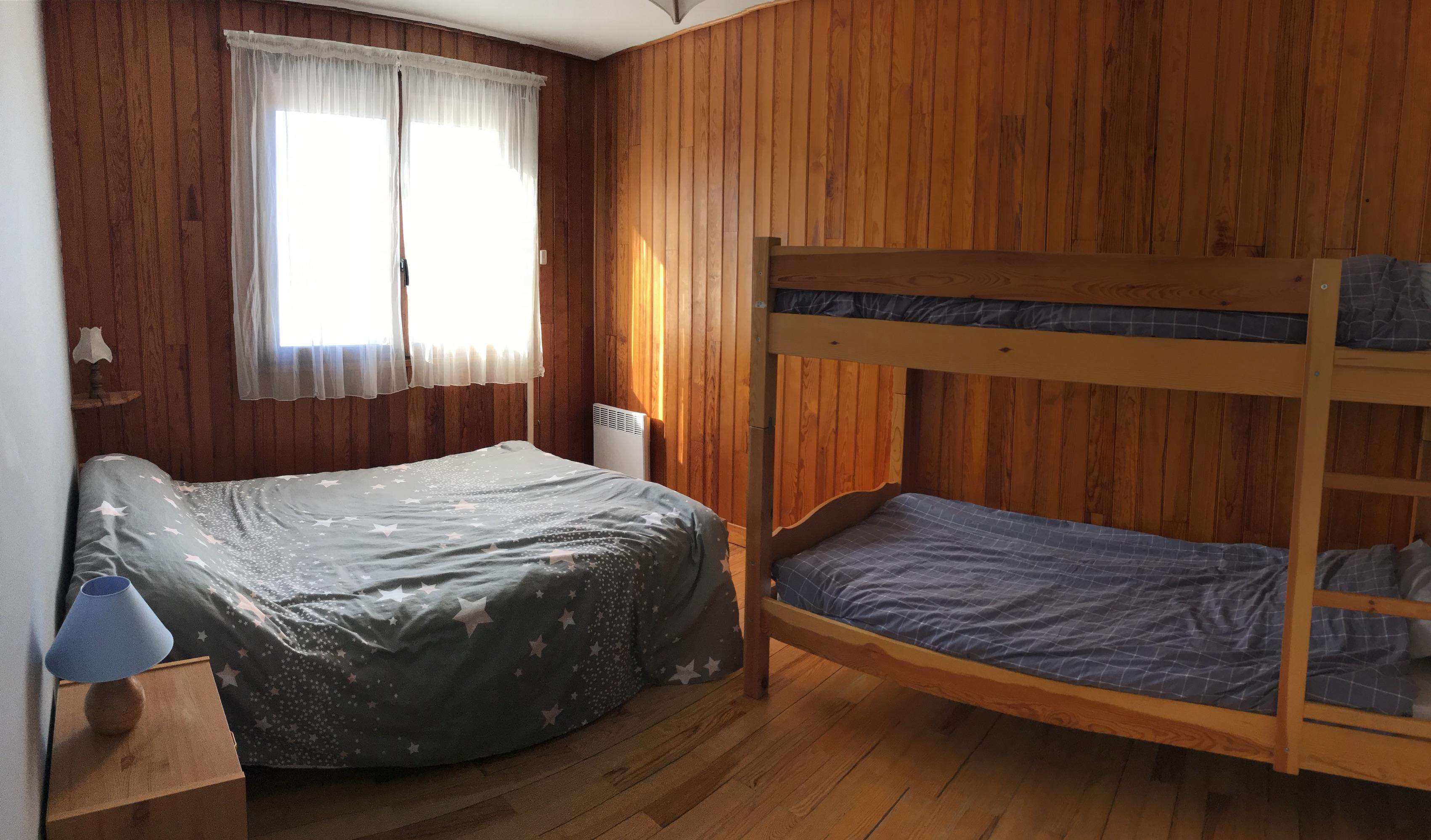 ferraud chambre - ANCELLE GRAND T2 DE 50 m2 (6 couchages)