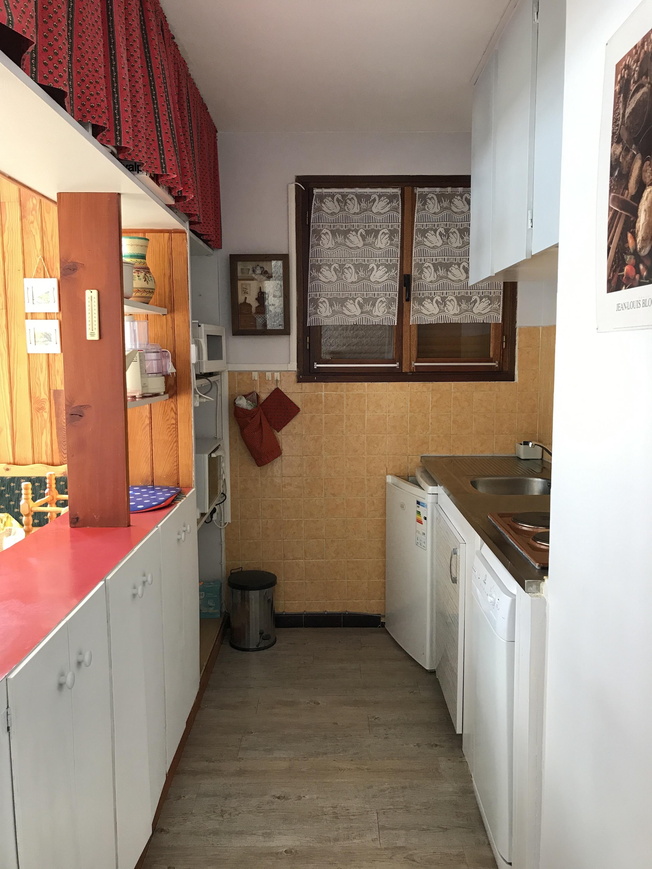 ferraud cuisine - ANCELLE GRAND T2 DE 50 m2 (6 couchages)