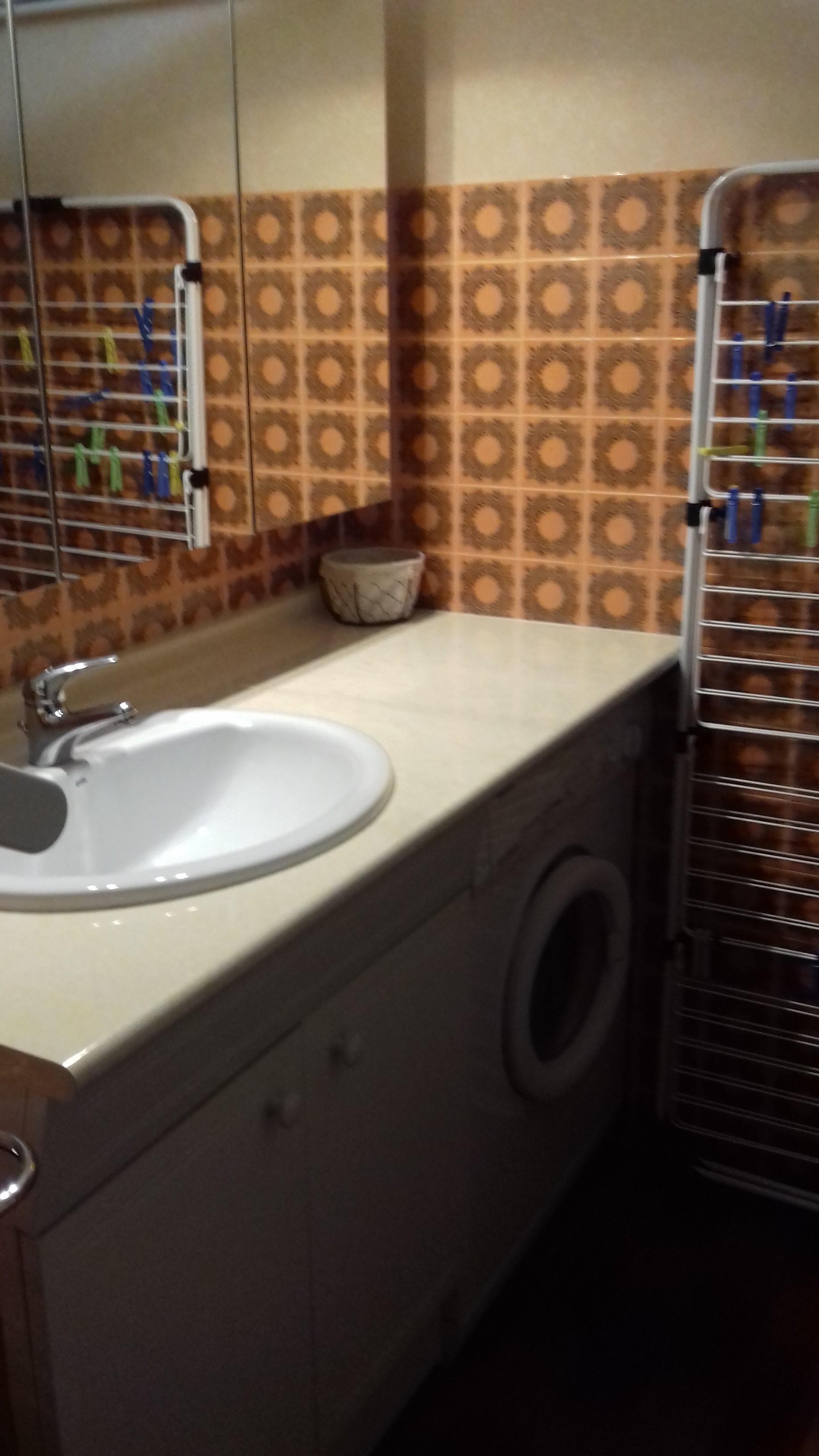 loiseau sdb - ANCELLE STUDIO MONTAGNE 28 m2 (4/6 couchages)