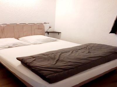 chambre 2 - ANCELLE T2 DE 29m² (6 COUCHAGES) LES TAILLAS