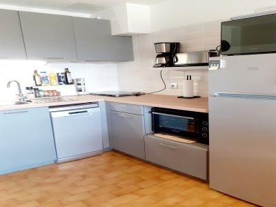 cuisine - ANCELLE T2 DE 29m² (6 COUCHAGES) LES TAILLAS