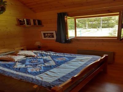 laize chambre - ANCELLE CHALET de 110 m² (8 COUCHAGES)