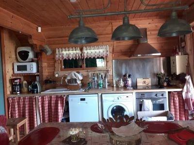 laize cuisine - ANCELLE CHALET de 110 m² (8 COUCHAGES)