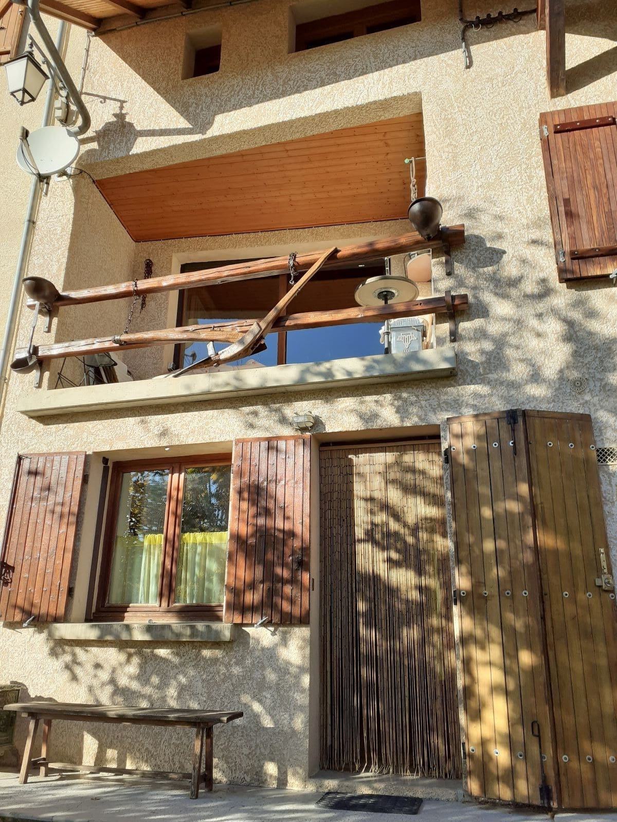 20201028 150630 - ANCELLE T2 DUPLEX DE 35 m² (5/6 COUCHAGES) LES TAILLAS
