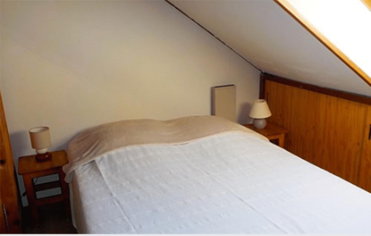 ancelle mezzanine 1 - ANCELLE T2 DUPLEX DE 35 m² (5/6 COUCHAGES) LES TAILLAS