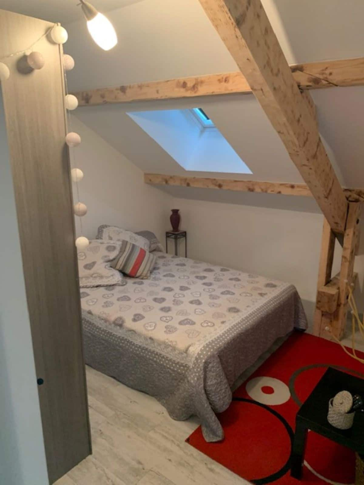 chambre 1 5 - ANCELLE T4 DE 100 m² (6 COUCHAGES)