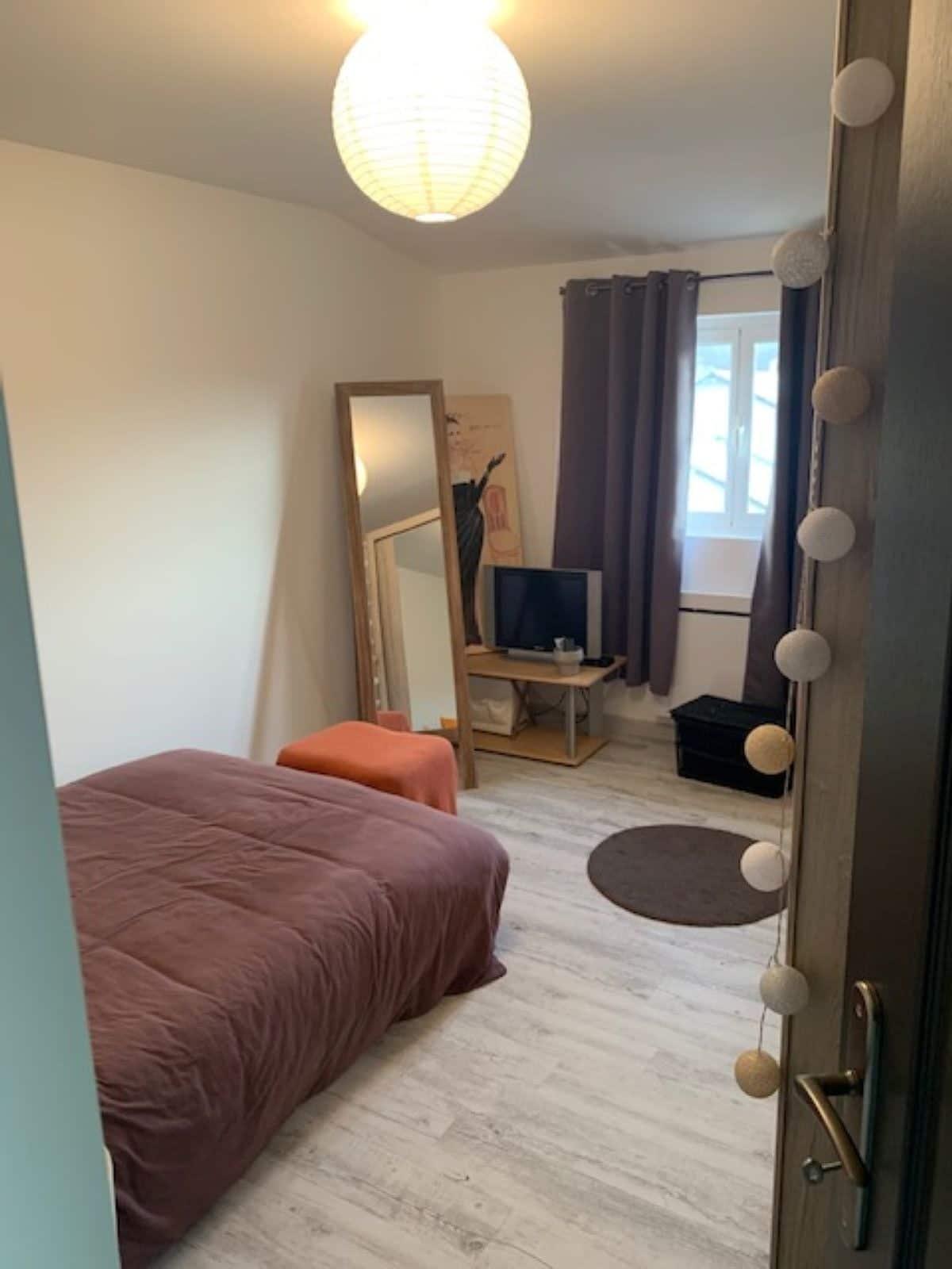 chambre 1 - ANCELLE T4 DE 100 m² (6 COUCHAGES)