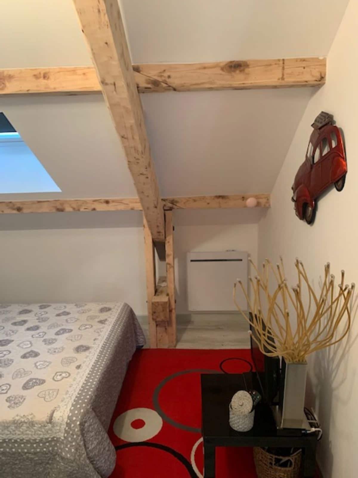 chambre 2 2 - ANCELLE T4 DE 100 m² (6 COUCHAGES)