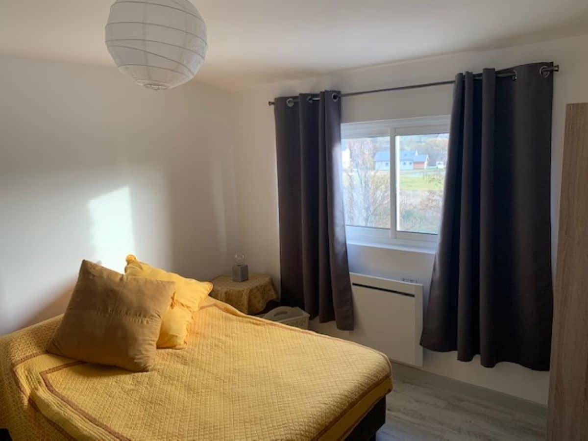 chambre 3 - ANCELLE T4 DE 100 m² (6 COUCHAGES)