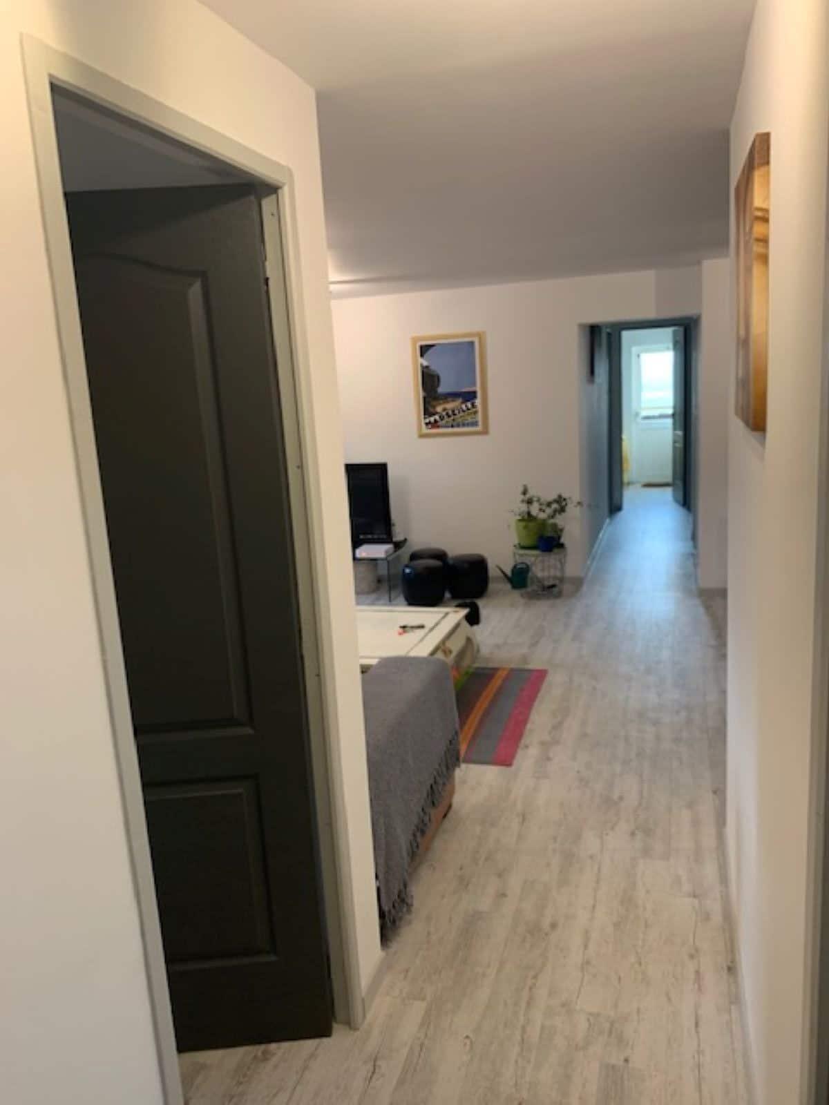 couloir - ANCELLE T4 DE 100 m² (6 COUCHAGES)
