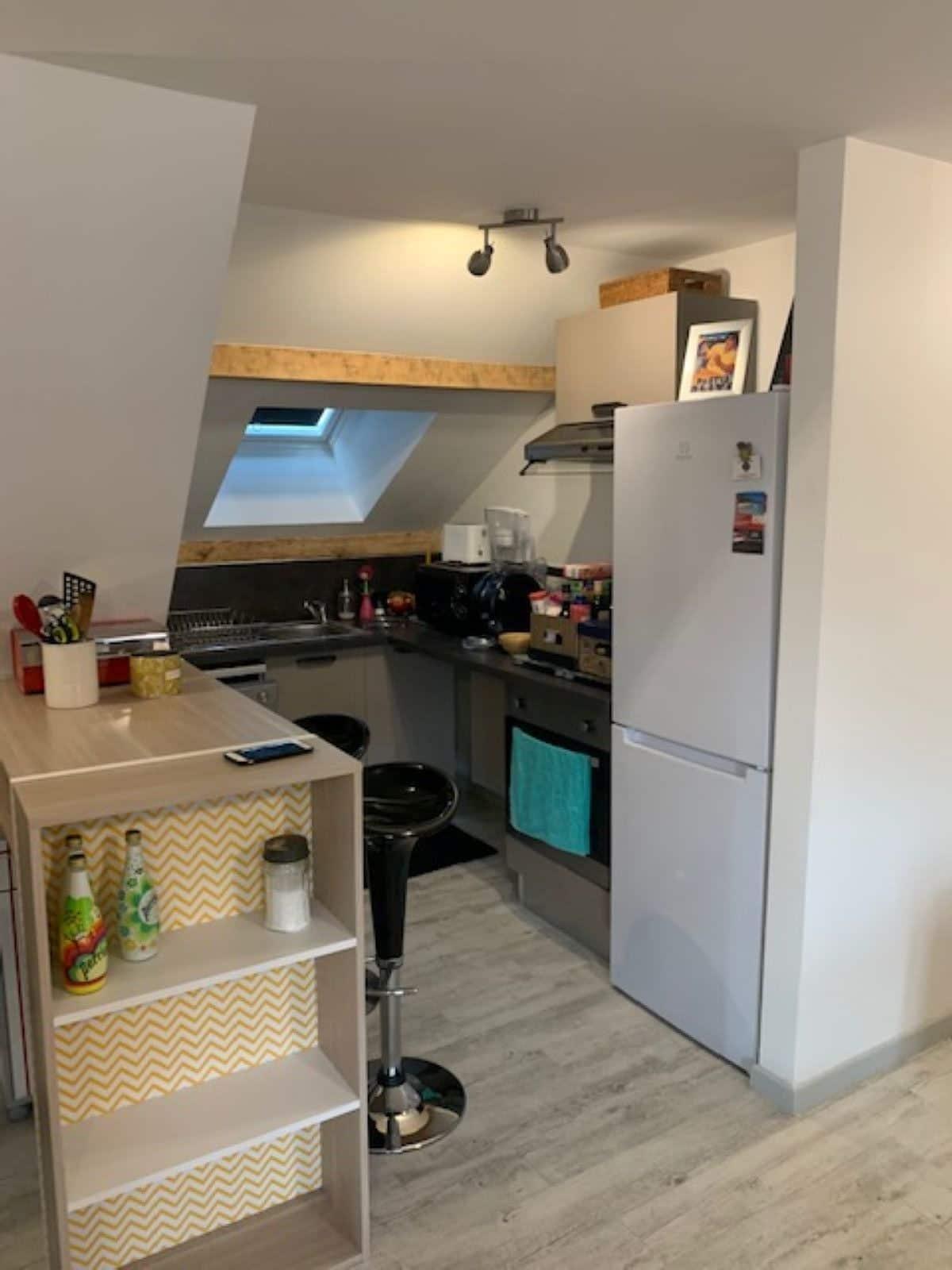 cuisine 1 - ANCELLE T4 DE 100 m² (6 COUCHAGES)