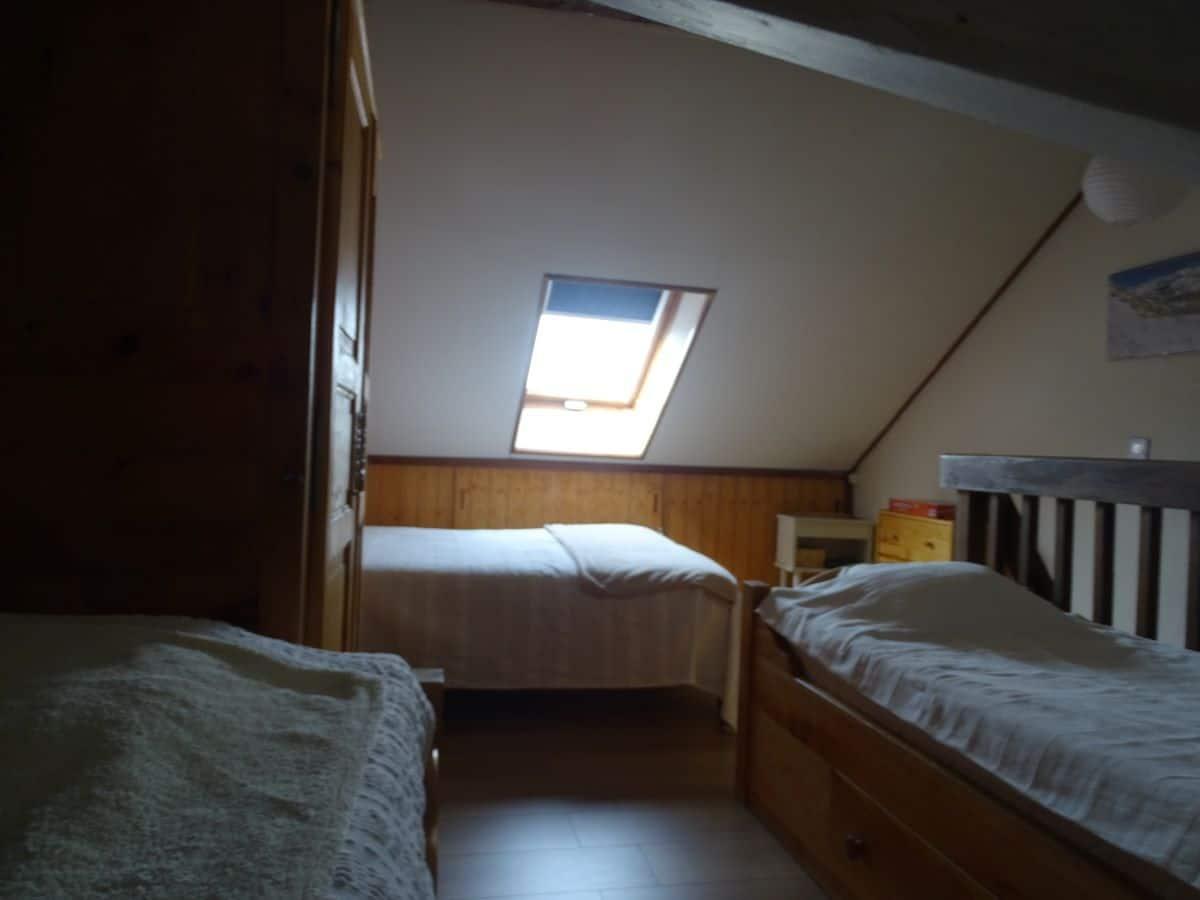 dsc01993 - ANCELLE T2 DUPLEX DE 35 m² (5/6 COUCHAGES) LES TAILLAS