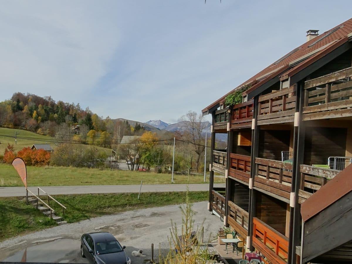 dsc01994 - ANCELLE T2 DUPLEX DE 35 m² (5/6 COUCHAGES) LES TAILLAS