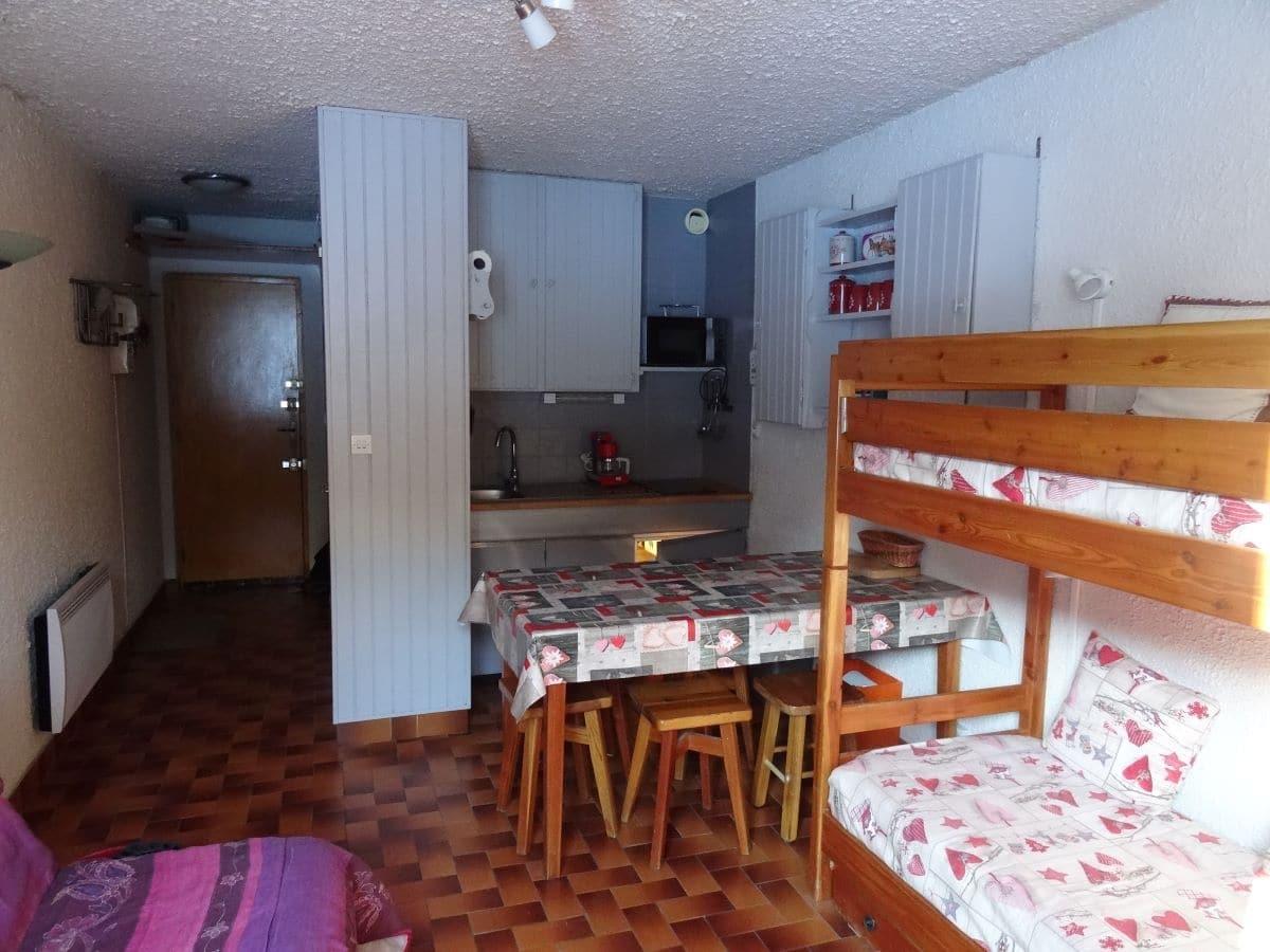 dsc03983 - SAINT-LEGER-LES-MELEZES STUDIO DE 20 m² (4 COUCHAGES) AU PIED DES PISTES
