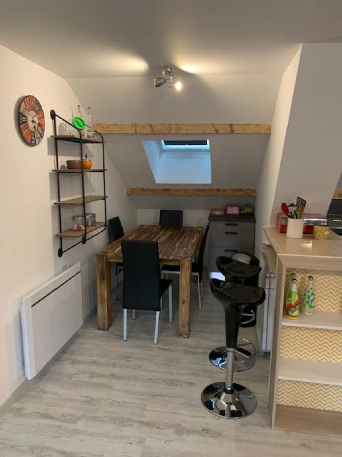 salle a manger - ANCELLE T4 DE 100 m² (6 COUCHAGES)