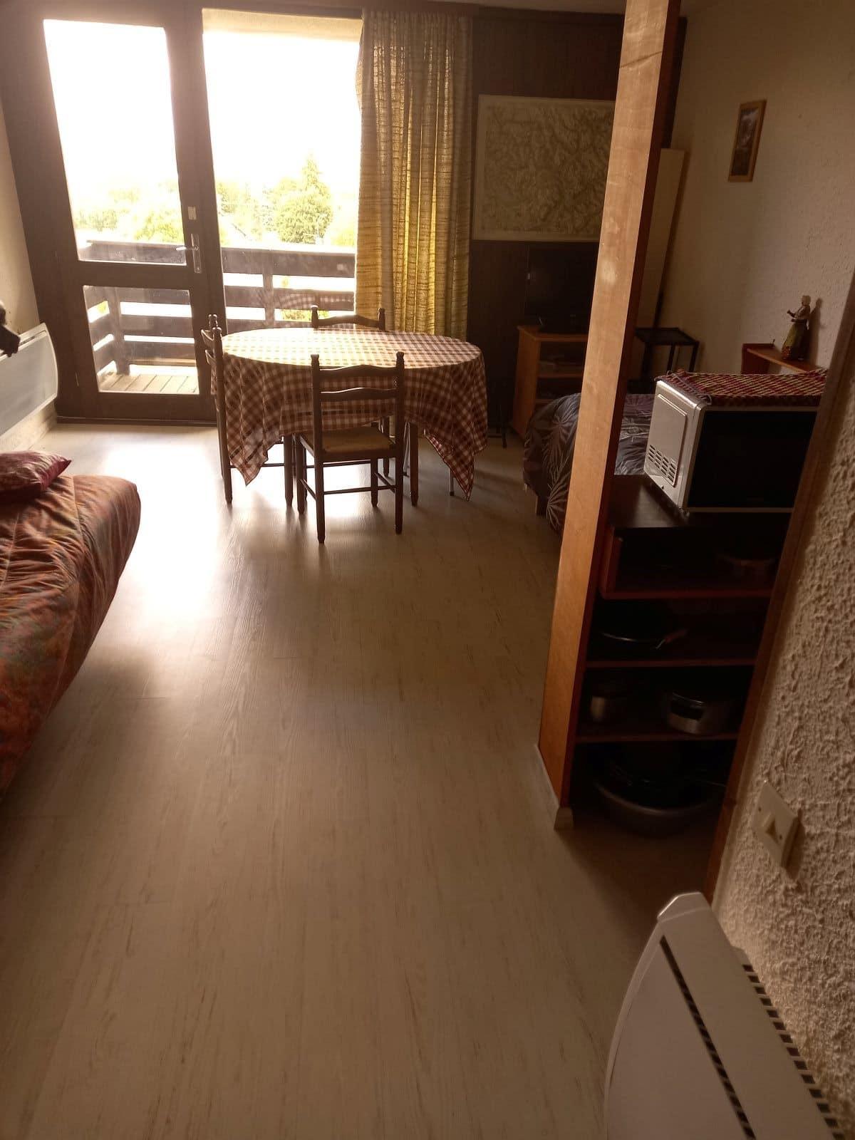 20210621 152842 - SAINT-LEGER-LES-MELEZES STUDIO DE 20 m² (4 COUCHAGES) A PROXIMITE DES PISTES DE SKI