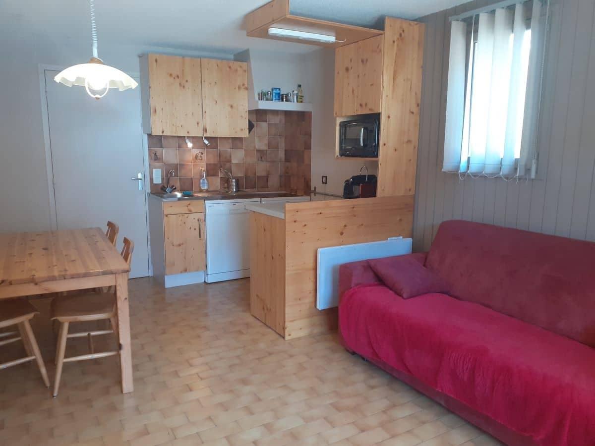 20210324 134622 - ANCELLE T2 DE 34 m² (6 COUCHAGES) A PROXIMITE DES PISTES DE SKI