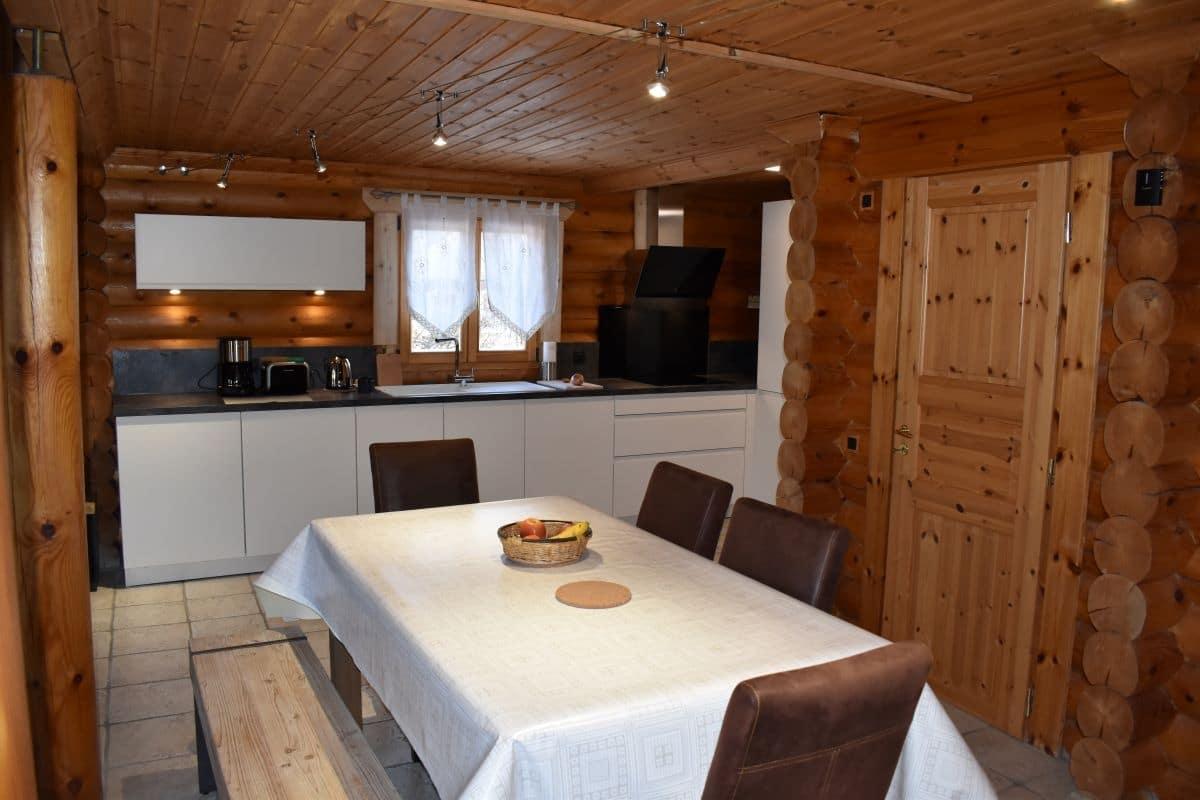 dsc 0189 - ANCELLE CHALET DE 140 m² (6/8 COUCHAGES)