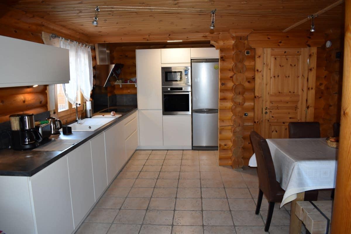 dsc 0191 - ANCELLE CHALET DE 140 m² (6/8 COUCHAGES)