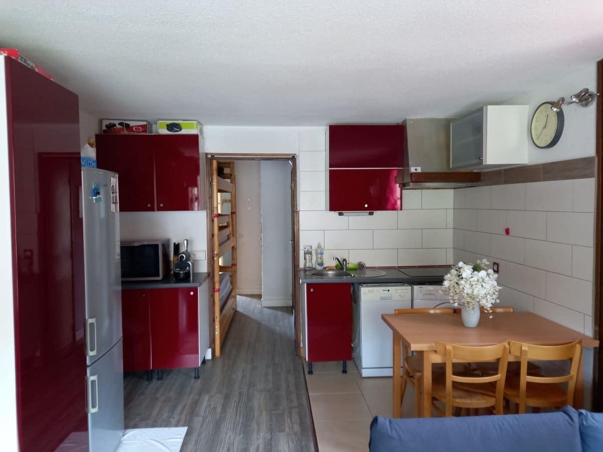 20210712 133743 - SAINT-LEGER-LES-MELEZES T2 DE 26 m² (6 COUCHAGES) AVEC BALCON ET ASCENSEUR
